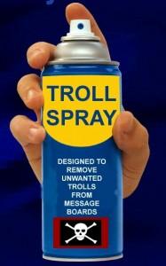 TrollSpray